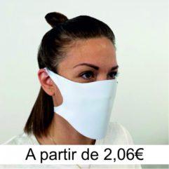 Masques en tissus